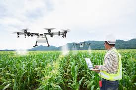 Technology used in Agriculture