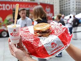 Fast food in the UK